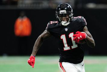 Julio Jones Not Playing In Preseason: 'I Don't Need It To Get Ready'