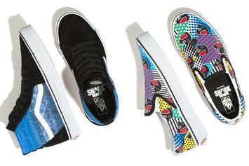 "Vans x Discovery Launch ""Shark Week"" Sneaker Collab"