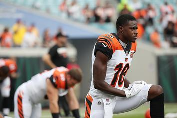 AJ Green Now Expected To Miss Multiple Games Following Surgery: Report