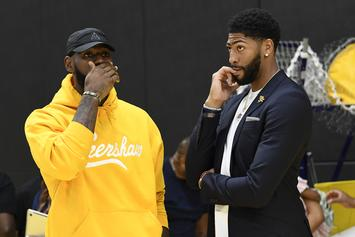 "LeBron James ""Taco Tuesday"" Details Exposed By Anthony Davis"