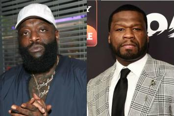 "Rick Ross Would Hop On A Record With 50 Cent ""If He Was Still Dope""; Fif Responds"