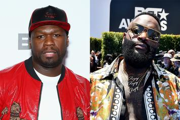 "50 Cent Says He Doesn't Know Rick Ross' Musical ""Value;"" Fans React"