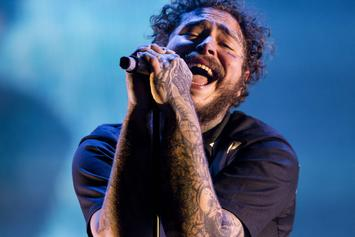 Post Malone Teams With Bud Light For Keg Stand Friendly Merch