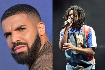 "J. Cole's Controversial Autism Lyric Removed From ""Jodeci Freestyle"" in Drake's ""Care Package"""