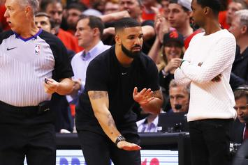 Drake Flexes Rare $100K Patek Philippe Watch While Roaming Toronto
