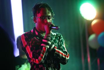 Rich The Kid Hooks Up Disabled Fan With Weekend Pass At Lollapalooza