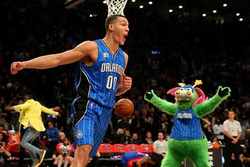 Aaron Gordon's 2016 Dunk Contest Inspires New Nike AlphaDunk: First Look