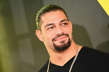 Roman Reigns' Mystery Attacker Attempts To Hit Him With A Car: Watch