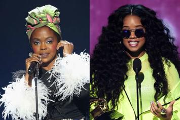 Lauryn Hill & H.E.R. Will Light Up Hollywood Bowl Stage In Special Performance