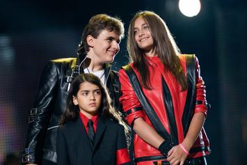 Michael Jackson's Nephew Becomes Guardian Of Michael's Son, Blanket