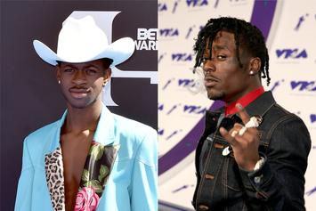 "Lil Nas X To Lil Uzi Vert: ""Hop On Panini Or Imma Push My Grandma"""
