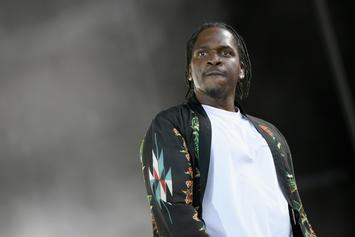 "Pusha-T's Verse For Rick Ross' ""Maybach Music VI"" With Lil Wayne Leaks"
