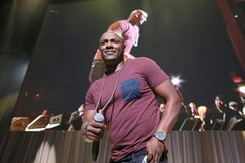 Mystikal Takes A Nasty Fall Off Stage Before Cutting Concert Short