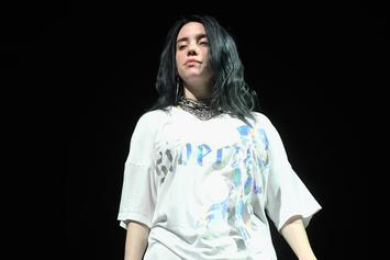 Billie Eilish & Siberia Hills Join For Anime-Inspired Collection