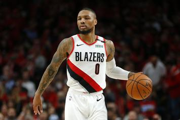 Damian Lillard Hopes To Be 1st NBA Player With A Grammy Award
