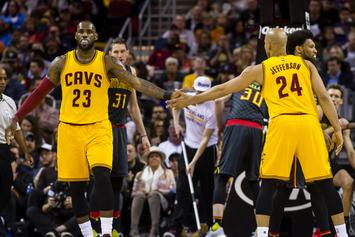 "LeBron James Will ""Destroy"" The League This Season, Says Richard Jefferson"