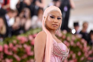 "Nicki Minaj Plans To Be Married To Kenneth ""Zoo"" Petty In ""80 Days"""