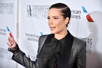 "Halsey Defends Miley Cyrus From Troll Who Says ""You Shouldn't Date Bi People"""