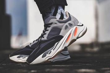 """Adidas Yeezy Boost 700 """"Magnet"""" Set For This Fall: On-Foot Images"""