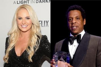 "Tomi Lahren Discredits Jay-Z As A ""Former Drug Dealer"" After NFL Deal"