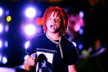 Trippie Redd Poses In The Nude On Instagram With Coi Leray