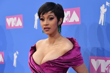 "Cardi B Slams $5M Mixtape Artwork Lawsuit As A ""Celebrity Shakedown"""
