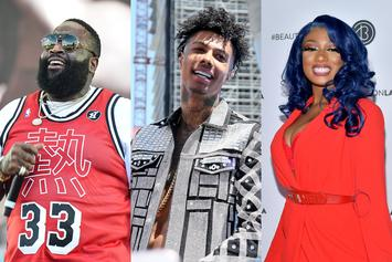 HNHH TIDAL Wave: Rick Ross, Blueface & Megan Thee Stallion Drop New Heat