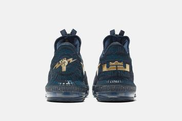 Titan x Nike LeBron 16 Low Agimat Release Date Announced: Official Images