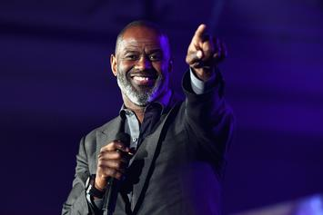 Brian McKnight's Children Call Him Out For Being A Neglectful Father