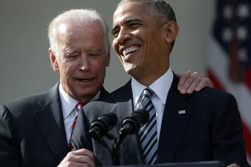 "Obama Reportedly Concerned Joe Biden Might ""Embarrass Himself"" On Campaign Trail"