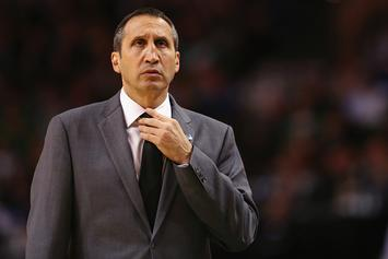 Former Cavs Coach David Blatt Diagnosed With Multiple Sclerosis