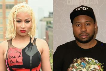 DJ Akademiks Rants About Nicki Minaj, Disses Her Music