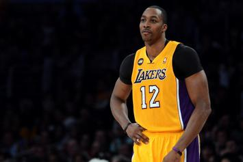 Lakers Reportedly Plan Workouts For Dwight Howard, Joakim Noah