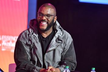 Tyler Perry Scolded Woman For Taking Out Billboard Then Cast Her In Series
