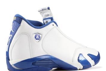 "Air Jordan 14 ""Hyper Royal"" May Look Like Drake's Kentucky PE"