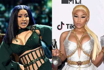 "Cardi B's Best Friend On Nicki Minaj Fight: ""I Would Have Spanked Rah Ali"""
