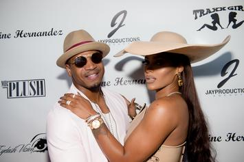 Stevie J & Joseline Hernandez Come Together For Family Photo After Custody Battle