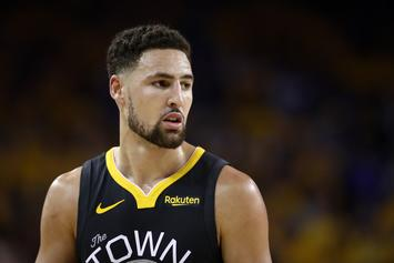 Klay Thompson Clowned By Draymond Green Over Vacaction Photo With GF
