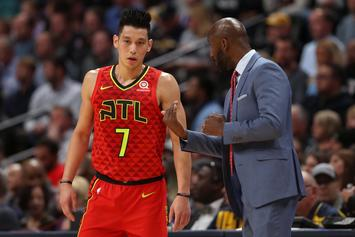 Jeremy Lin Thanks The NBA In Emotional IG Post After Signing With CBA
