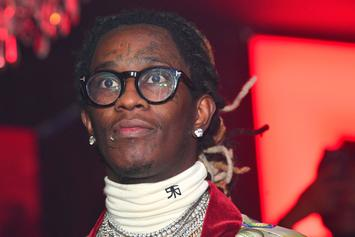 DC Young Fly Witnessed Young Thug Swinging On His 8th Grade Teacher