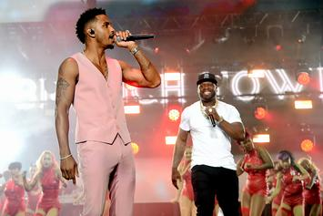 "Trey Songz Responds To 50 Cent & ""Power"" Backlash: ""They Hurting My Feelings"""