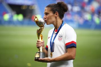 Carli Lloyd Reportedly Considering Pursuit Of NFL Career In 2020