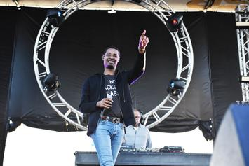 "Danny Brown Shares Theory On Jeff Epstein's Suicide: ""Cuz Ain't Dead"""