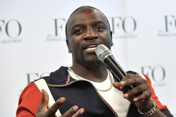 "Akon & One Of His Wives Debut On ""Love & Hip Hop""; Fans Already Hate Them"