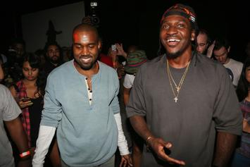 "Pusha T Explains Kanye West's Hilarious Chacuterie Bit On ""Sociopath"""
