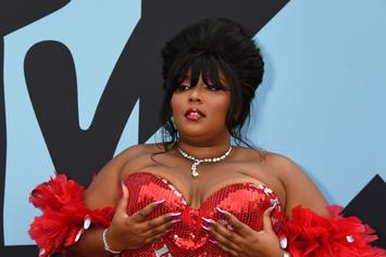 "Lizzo Cancels Bumbershoot Show Due To ""Severe Sinus Infection"""