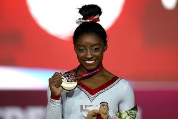 Simone Biles Break Silence On Brother's Arrest For Triple Homicide