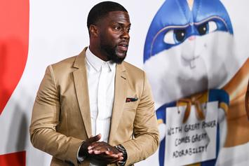 Police Say Speeding Was A Factor In Kevin Hart's Car Crash
