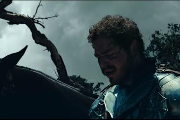 "Post Malone Plays With Fairytale Tropes In ""Circles"" Video"