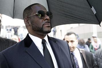 R. Kelly Heads To Gen. Pop After Being Taken Out Of Solitary Confinement: Report